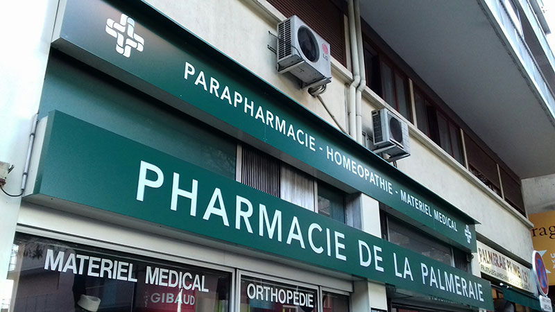 Enseigne Pharmacie 3