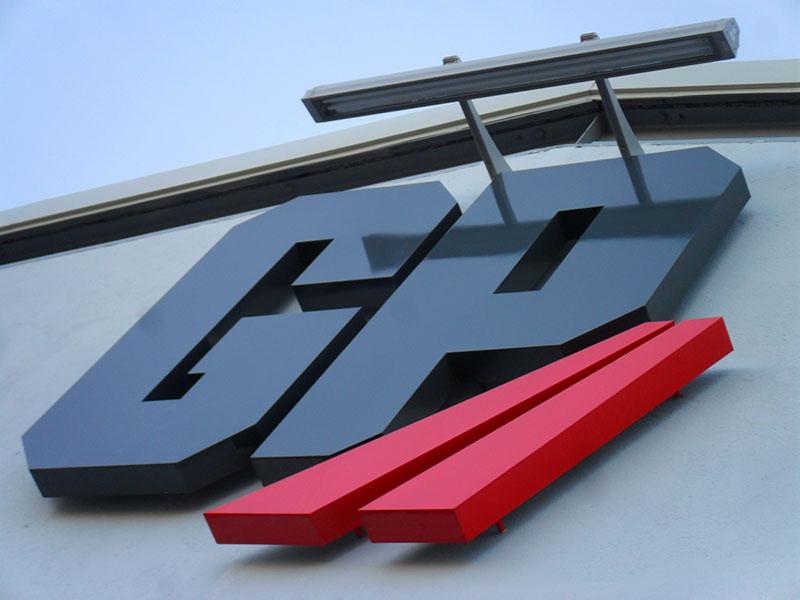 Enseigne GP 1
