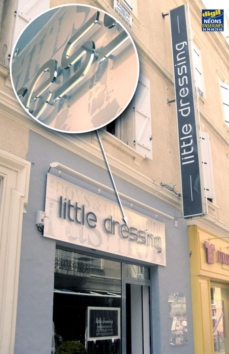 little-dressing-enseigne