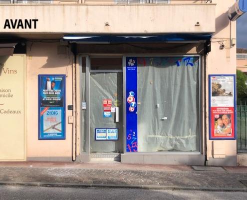 Habillage de façade 5
