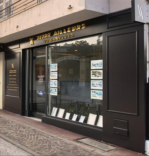 Habillage de façade 24